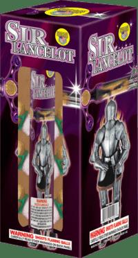 sir Lancelot reloadables - Reloads - Reloadables - Mortars - Fireworks