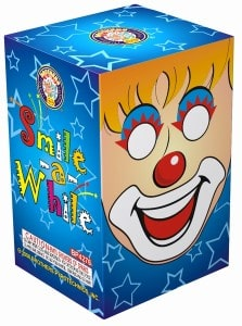 Smile-A-While - Smile A While - Clown - Fountains - Fireworks - Ground