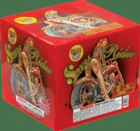 Sexy Rider - 9 Shots - 500 Gram Aerials - Fireworks