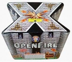 Openfire - 33 Shots - 500 Gram Aerials - Fireworks