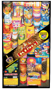 The King - King - It's Good To Be The King - Assortments - Fireworks