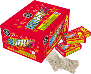 Snaps Box - Snappers - Snap Dragons - Novelties - Fireworks - Ground - Safe And Sane