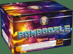 Bamboozle - 42 Shots - 500 Gram Aerials - Fireworks
