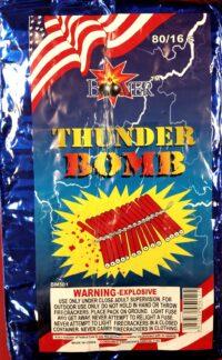 80/16 Brick - Firecrackers - Fireworks - Full Brick