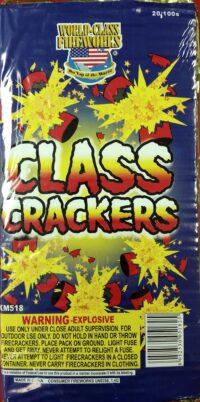 20/100 Brick - Firecrackers - Fireworks