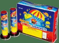 Single Night Parachutes - Parachutes - Fireworks